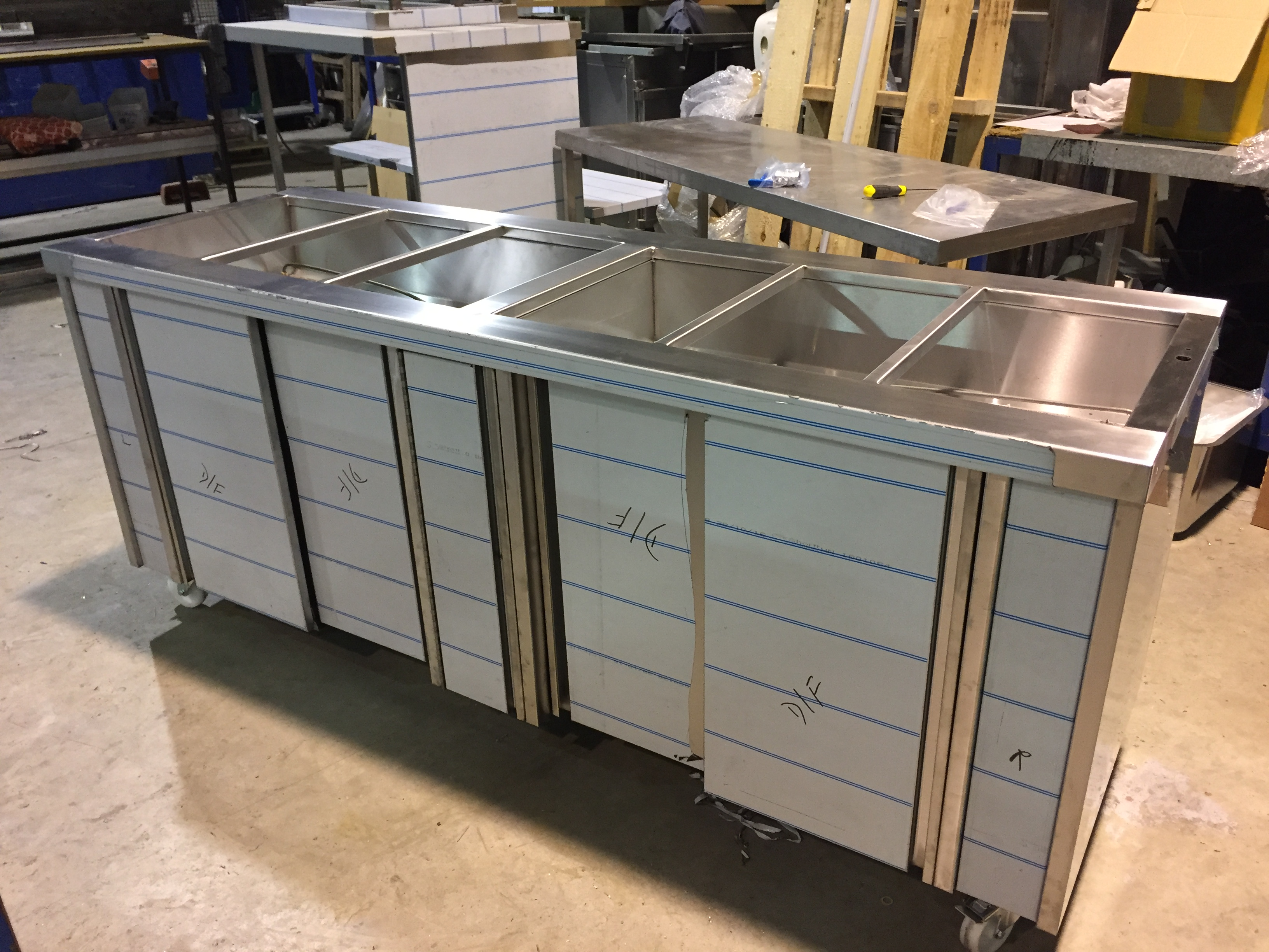 Stainless Steel Bain Maries Bkr Stainless Steel Catering