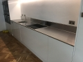 Domestic kitchen counter top