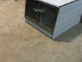 Dog cage for a van 2