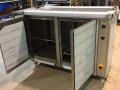This Unit can be used with dual propose - heated or chilled 2
