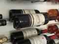 Wine bottle and wine glass holder c_w lights 4