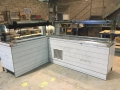 Servery- hot and cold unit