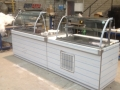 Servery with Drop in Units
